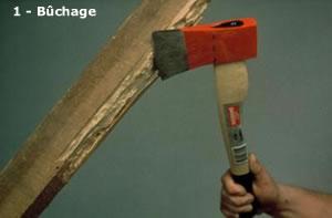 Traitement des charpentes artisan lopez pr s de lyon 69 for Traitement de charpente par injection
